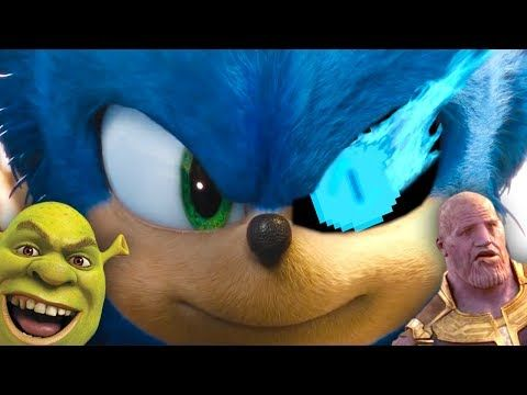 New Sonic The Hedgehog Trailer But Full Of Memes Youtube Hedgehog Movie Sonic The Hedgehog Hedgehog