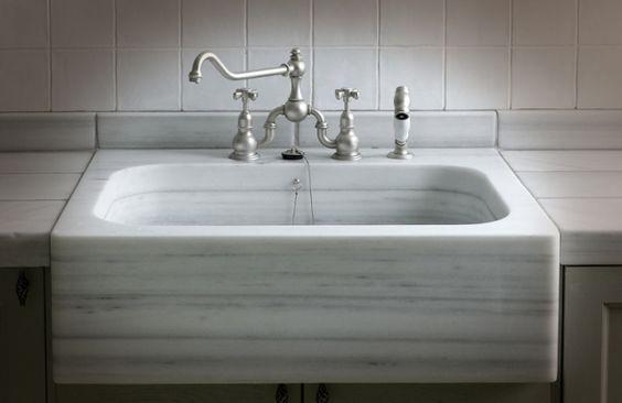 Efter Stormen Blog: Pilas de cocina / Kitchen Sinks