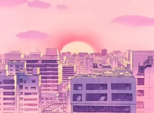 Sailormoon Aesthetic On Anime City Anime Scenery Sailor Moon Aesthetic