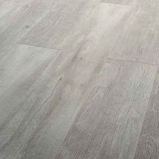 Rno Oak Grey Laminate Flooring 2, Grey Laminate Flooring Wickes