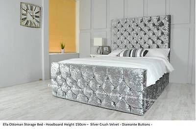 Ottoman Storage Ottoman Storage Bed And Beds On Pinterest