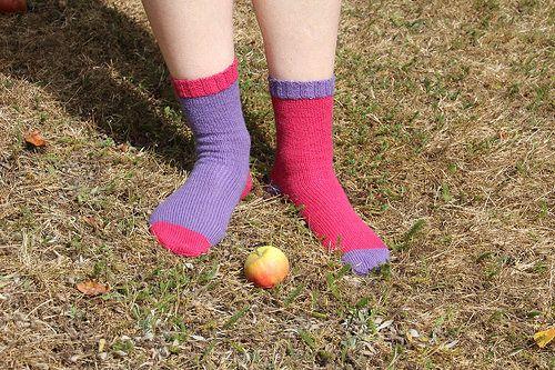 {Tricot} J'apprends à tricoter des chaussettes #1