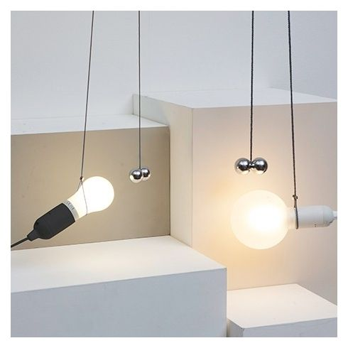 MVOS 350g Weighted Hanging Lamp - Black