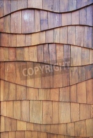 wood texture mural
