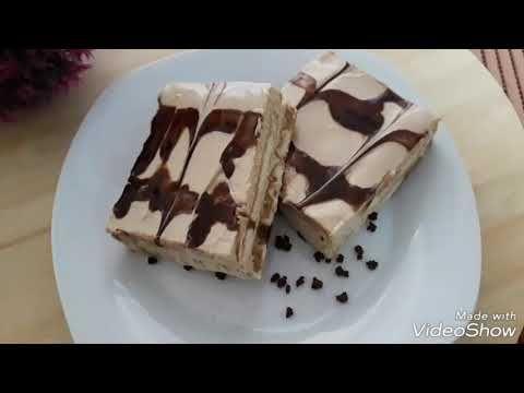 حلي النسكافيه البارد بثلاث مكونات أساسية من مطبخ نور الهدى الذ حلى على مستوى الخليج ودبي وقطر Youtub Dessert Cake Recipes Baked Desserts Cakes Cake Desserts