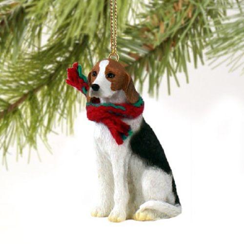 American Foxhound Dog Original Ornament