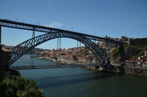 Porto  Ein super toller Ausblick