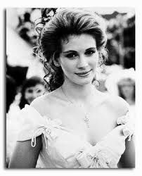 This is when I first saw Julia Roberts and was captivated by her natural beauty.  I knew she'd be a star after   Steel Magnolias