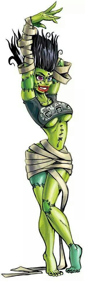 Ms Frankenstein