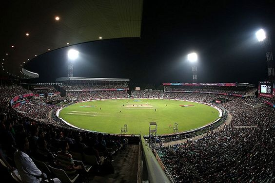 Major Cricket Stadiums In India