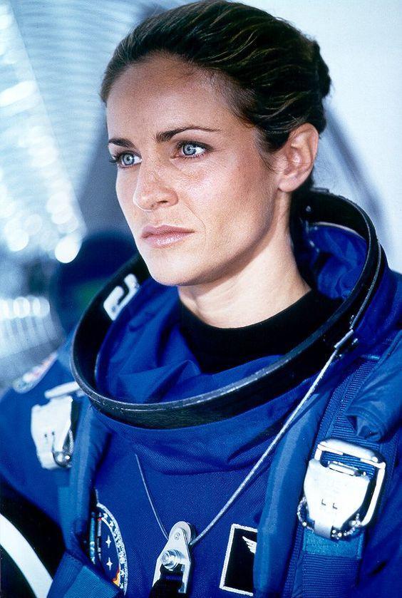 Jessica Steen | Home › Jessica Steen › Jessica Steen As Co-Pilot Jennifer Watts ...