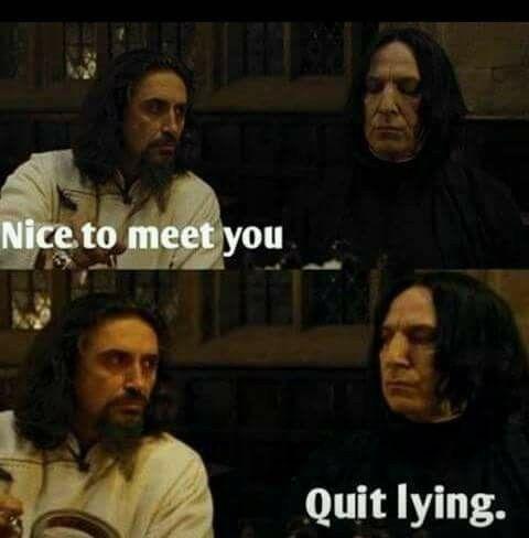 Snape Harry Potter Memes Harry Potter Memes Hilarious Harry Potter Memes Clean