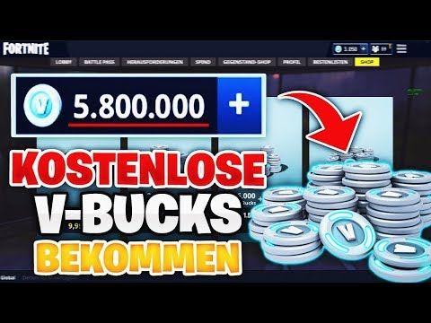 Fortnite Gratis V Bucks Bekommen Alle Skins Umsonst Kostenlos Vbucks Fortnite Youtube Fortnite Kostenlos Fortnite Youtube