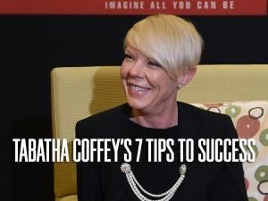 American Salon shares a few success tips from Tabatha Coffey http://www.americansalon.com/better-business/tabatha-coffeys-7-tips-success