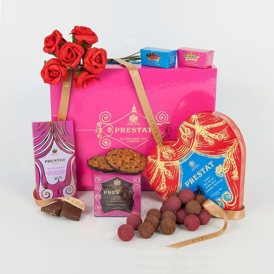 "Prestat Luxury Chocolates | ""Just Called To Say I Love You"""