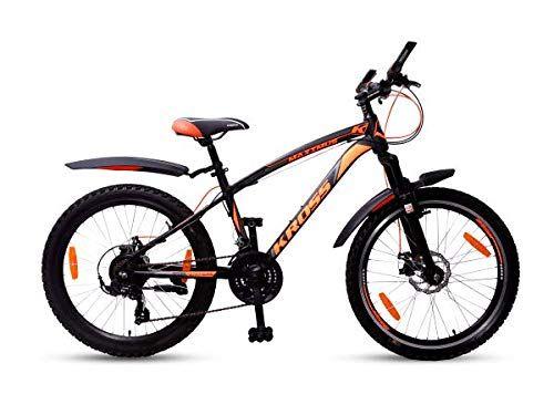 Kross Maximus Pro 24t Black Bike 21 Gear Dual Disc Brake Men Age 8 15years Ntc Speed Bicycle Black Bike Remote Control Trucks