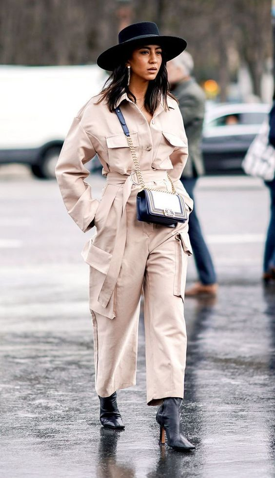 The Spring Trend Everyone Wore at Fashion Week Is Only $42 | WhoWhatWear.com | Bloglovin'
