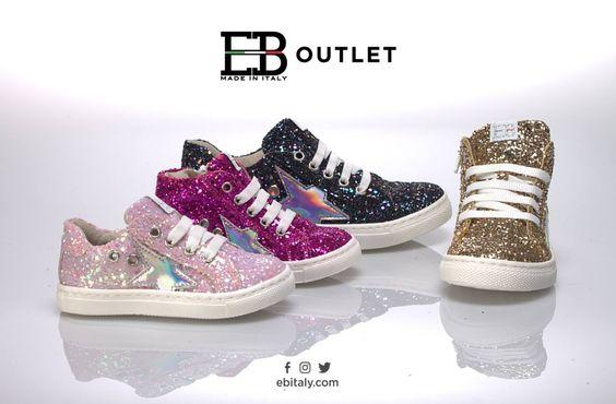 Il made in Italy è fatto di tradizione, estro e qualità. Lavoriamo con l'intento di portare questa qualità nel mondo producendo scarpe per bambini con i migliori materiali presenti sul mercato. Oggi, EB Shoes, è una delle più solide realtà calzaturiere del nostro paese e ti offre uno showroom in cui scegliere tra centinaia di modelli di scarpe per bambino e bambina. Visita il nostro EB SHOES Outlet, ci trovi in Via dell'Industria 53/A - Zona Industriale Paludi, Fermo. Orari di apertura: 8.30