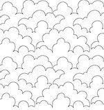 Image result for cloud quilting pattern