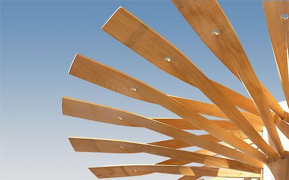 Holz biegen