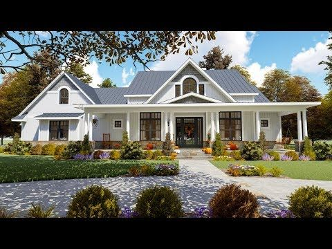 Plan 16904wg Living Out My Country Home Plan Dream Farmhouse Style House Craftsman House Plans Farmhouse Style House Plans
