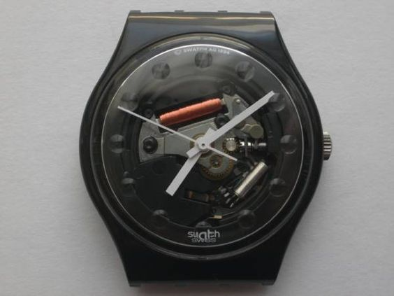 SWATCHスウォッチ スタンダードジェント 時計本体のみNo.328 Watch swatch ¥1900円 〆03月23日