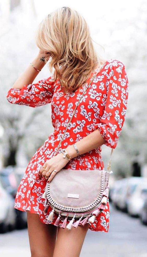 33 Cute & Sizzling Summer Outfits to Try Now 2017