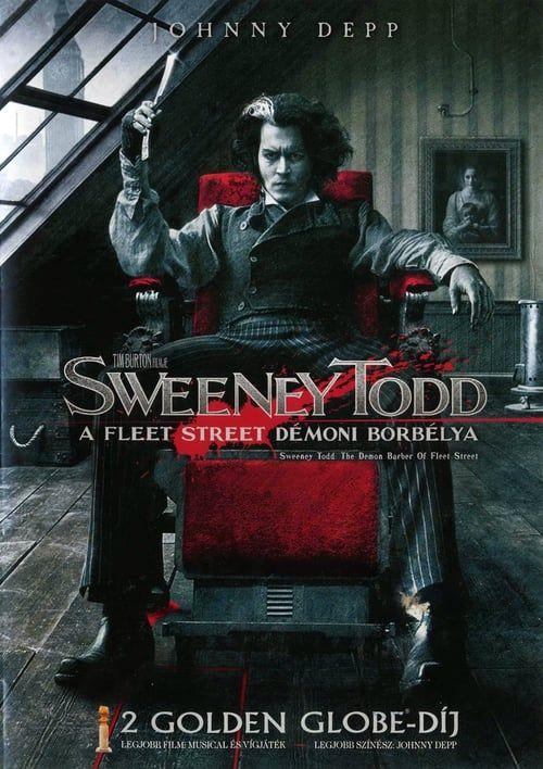 Watch Sweeney Todd The Demon Barber Of Fleet Street 2007 Full Movie Online Free Sweeney Todd Fleet Street Full Movies Online Free