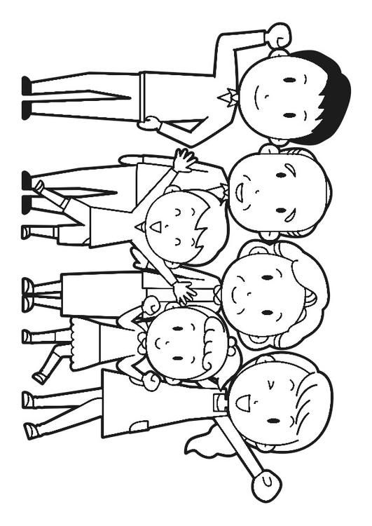 Dibujo Para Colorear Familia Dibujos Para Imprimir Gratis Familia Para Dibujar Dibujos Para Imprimir Gratis Dibujos Para Colorear