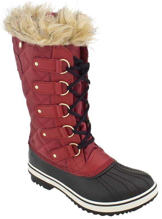 Sorel Torfino : the boots hubby got for my birthday!!!!!