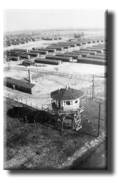 Camp Ruston was one of the largest POW camps in the US during WWII.  4,315 prisoners at its peak during 1943.
