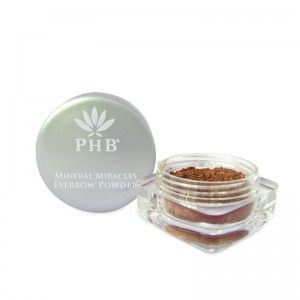 PHB - Mineral Miracles Eyebrow powder - Pure Halal Beauty - Ethical Beauty - available at khanbazaar.com