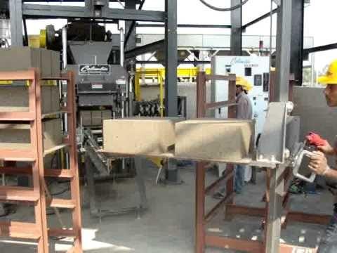 Solid Concreteblock Manufacturing India Columbia Spm20 Https Www Youtube Com Watch V 7eko Hmocae Concrete Blocks Manufacturing India