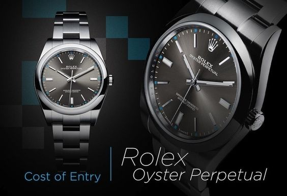 """Cost Of Entry: Rolex Watches - see more about what it takes to get a Rolex and what you get with their most basic model: http://www.ablogtowatch.com/cost-entry-rolex/ """"'Cost of Entry' is a new column series on aBlogtoWatch that explores what it costs to purchase the least expensive model offered by a popular watch company. In each installment, we will seek out and discuss in detail the most affordable currently available model from some of the most desirable watch brands on the market..."""""""