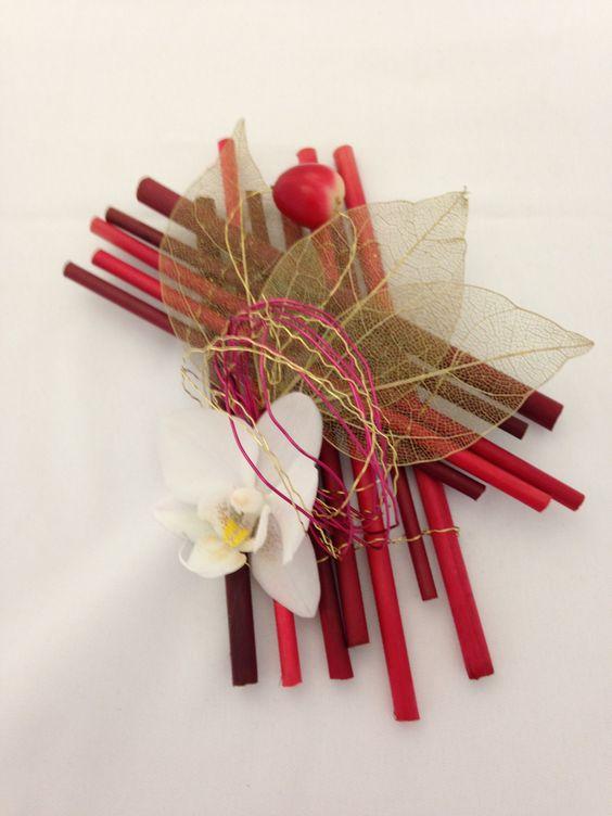 By Sophie Barr, designer buttonhole