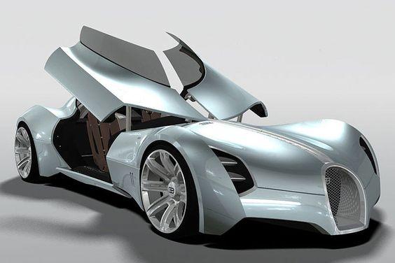 Bugatti Aerolithe: