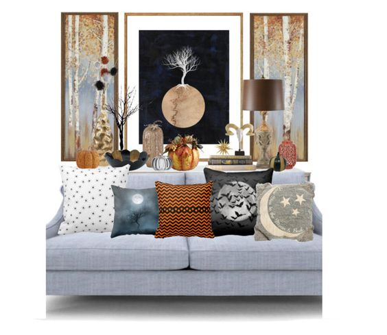 """""""Stellaire Studio"""" by joyfulnoise1052 on Polyvore featuring interior, interiors, interior design, home, home decor, interior decorating, Jonathan Adler, Primitives By Kathy and Simon Pearce"""
