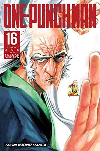 Download Pdf One Punch Man Vol 16 Free Epub Mobi Ebooks One