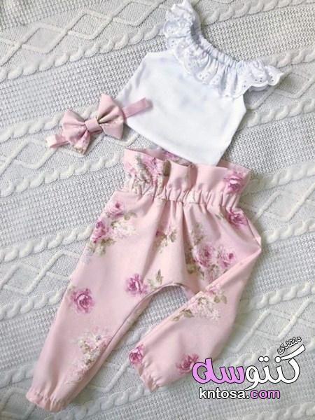 اجمل ملابس بنات اطفال اخر شياكة 2019 ملابس اطفال بنات صيف ملابس اطفال بنات للعيد Kntosa Com 19 19 155 Kids Outfits Cute Baby Clothes Kids Fashion