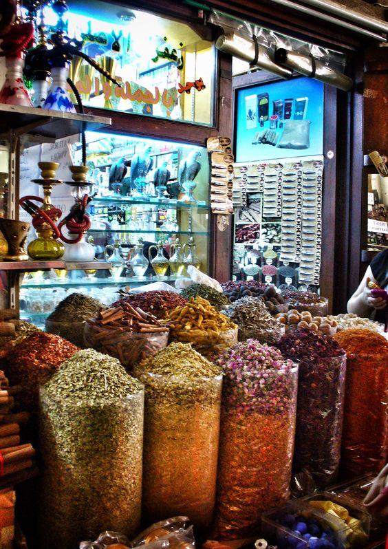 Zoco de las Especias, Viejo Dubai