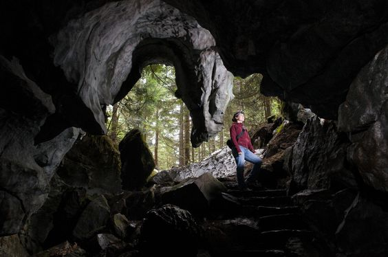 13 Caves You Need To Check Out In British Columbia