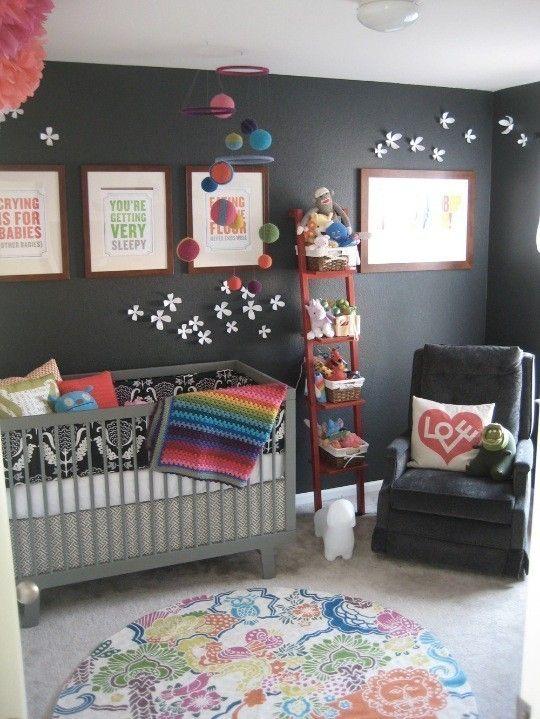 Cute nursery designs!