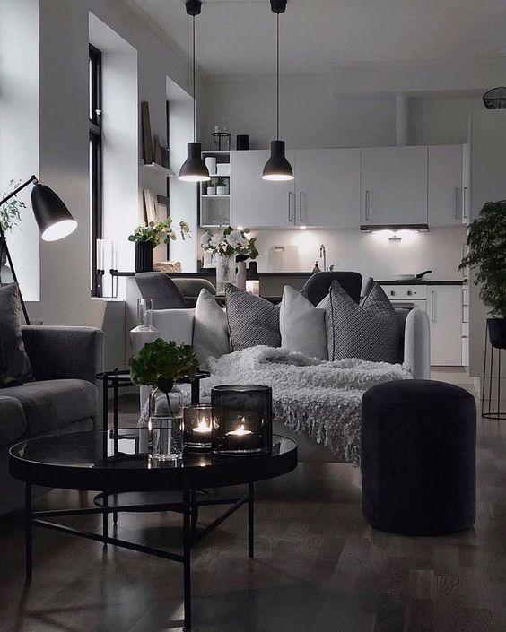 "Egil   Innenraum   Apartment auf Instagram: ""F R I D Λ J I M I N L O V ✨ ✨ ...  #apartment #innenraum #instagram #x2728"