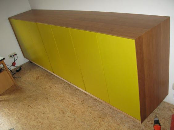 Wall cabinets ikea hackers and ikea on pinterest for Bamboo kitchen cabinets ikea