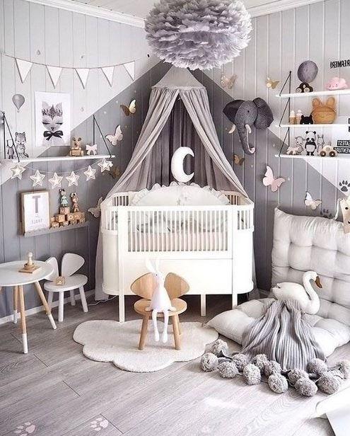 Epingle Sur Bebes Chambre