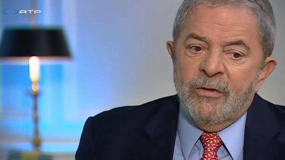 Trecho entrevista Lula-RTP sobre confiança a companheiros