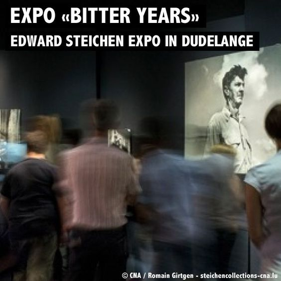 Die letzte Ausstellung von Edward Steichen - zu sehen in Luxemburg im Waassertuerm in Dudelange. Mehr Infos gibt es auf http://www.rosportlife.com