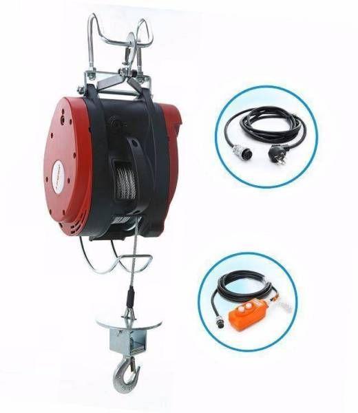 Pa Mini Electric Wire Rope Hoist 500kg Pa600 Building Portable Electric Winch Electric Winch Winch Mini