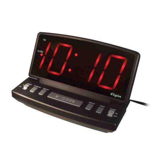 Sharp Atomic Radio Controlled Wall Clock
