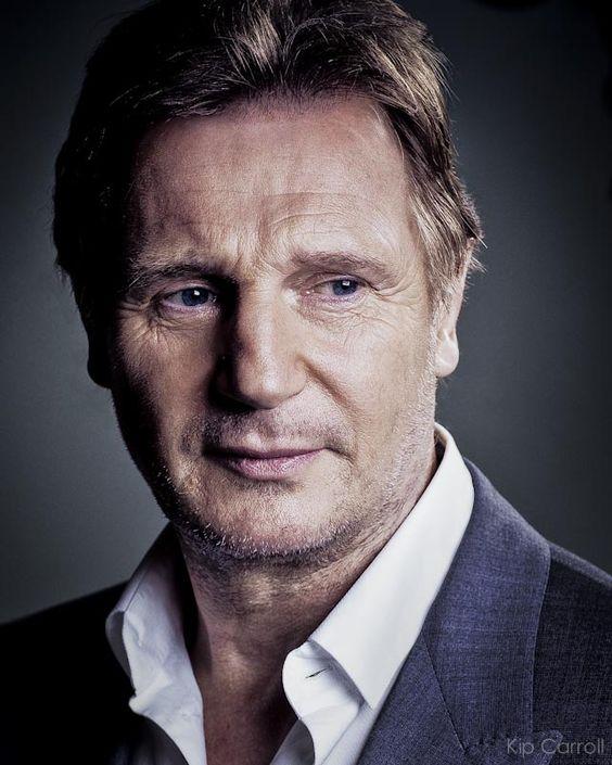Liam Neeson. Got into ...